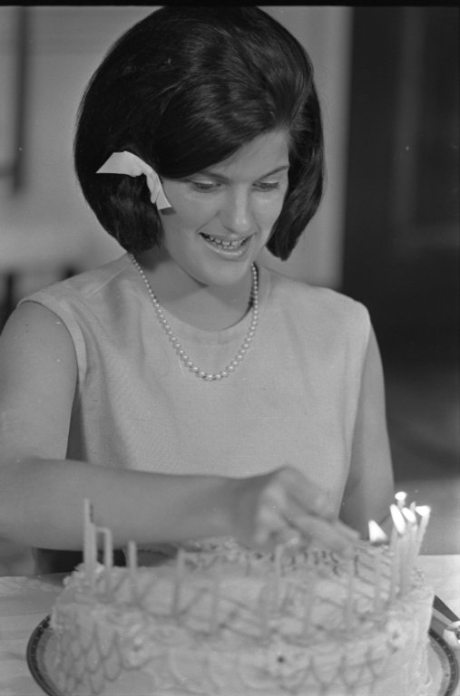 President Johnson's daughter Luci's 17th birthday