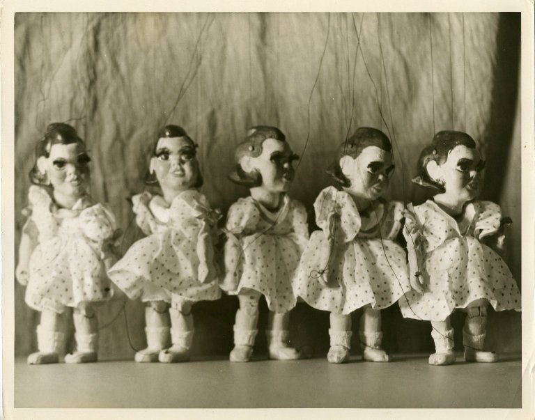 The Quints (quintuplets from Shaw and the Quintuplets)