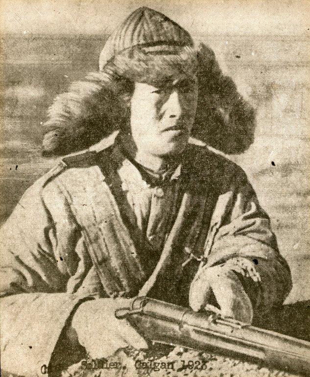 Soldier Calgan