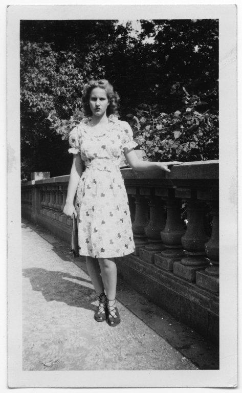 Portrait of Jo-Ann Maddy
