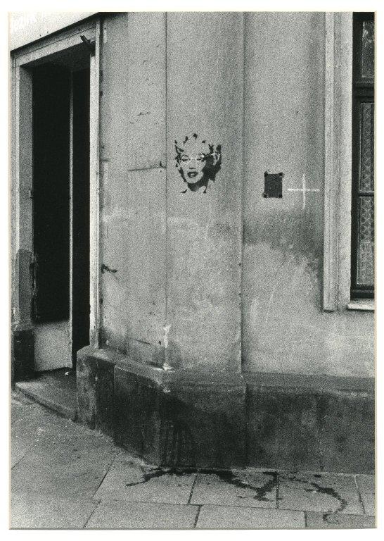 Marilyn, Dresden, 1990