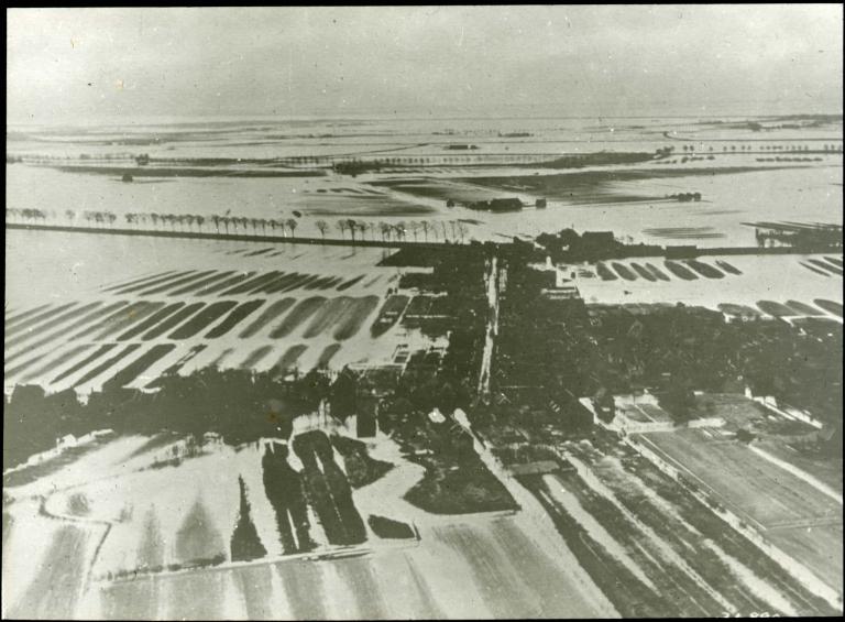 """Netherlands: 1945 Inundation"""