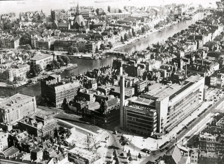 """Rotterdam, 1939"" - Netherlands"