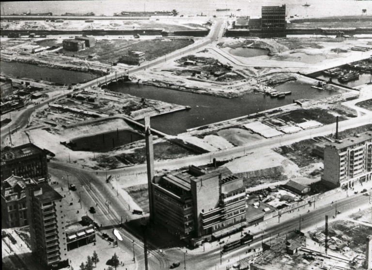 """Rotterdam 1948"" - Netherlands"