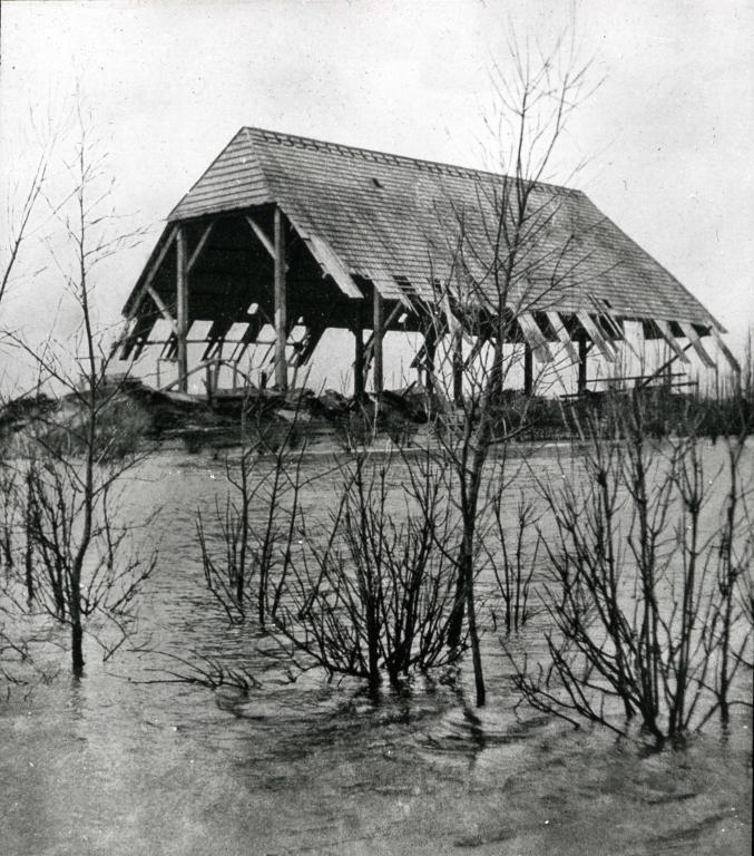 """1945 - Wiedemeer polder"" - Netherlands"