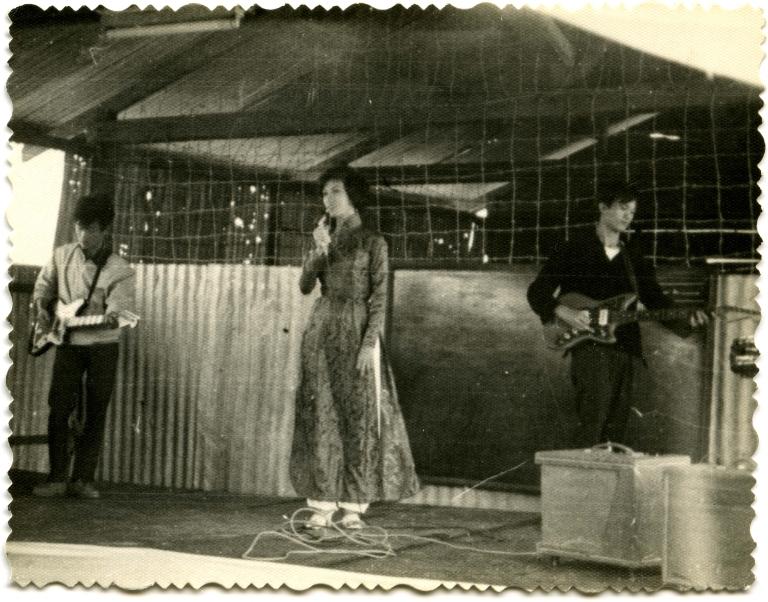 Vietnamese Army Cultural Drama show 3