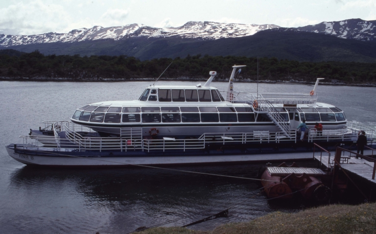 Tierra Del Fuego-Beagle Channel-Catamaran 2