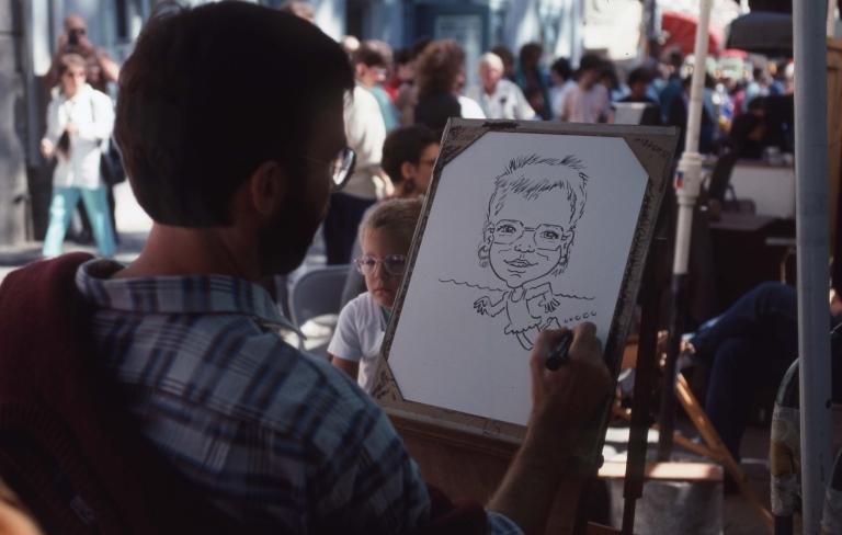 Quebec-Caricaturist 2