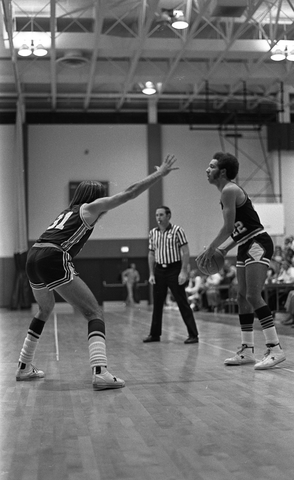 Basketball - George Mason University vs. Athletes in Action 12