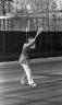 Tennis practice 14