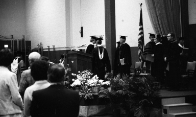 """B""; Commencement Ceremony 11"