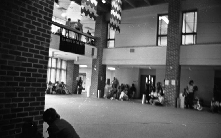 Students Union Building 2