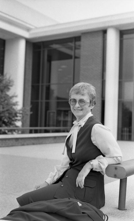 Woman posing 3