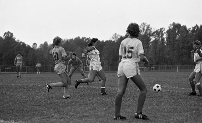 Women's soccer 9