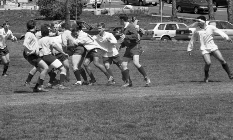 Men's rugby 10