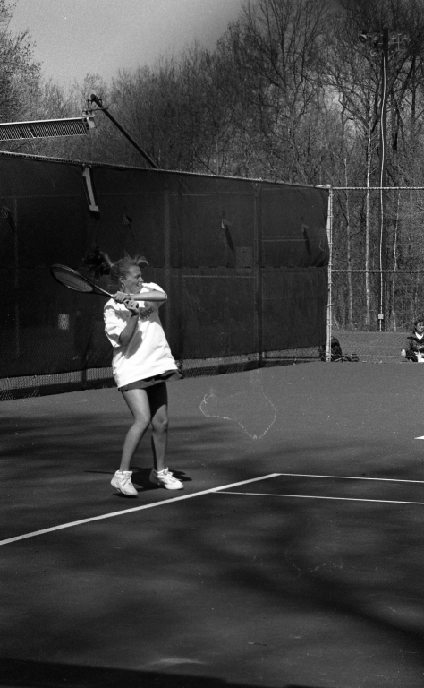 Women's tennis 9
