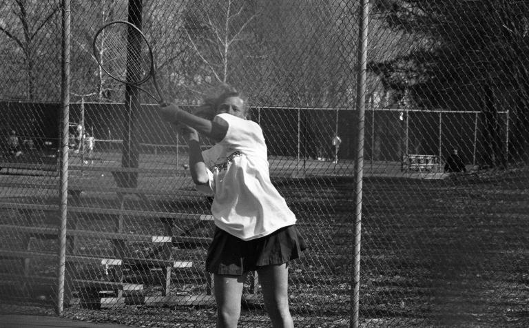 Women's tennis 20