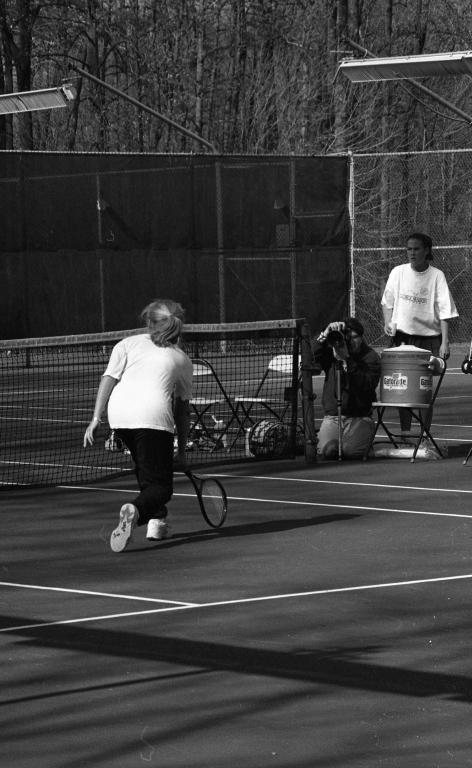 Women's tennis 25
