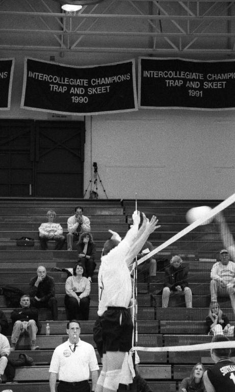 Men's volleyball 32