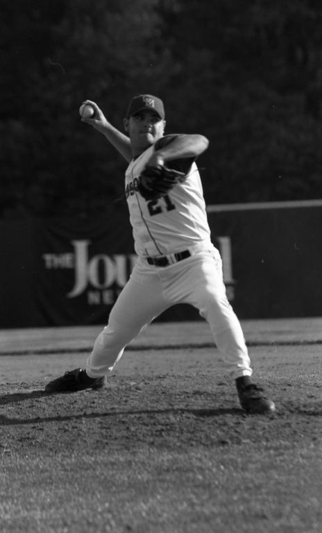 Baseball George Mason University vs. Liberty 27