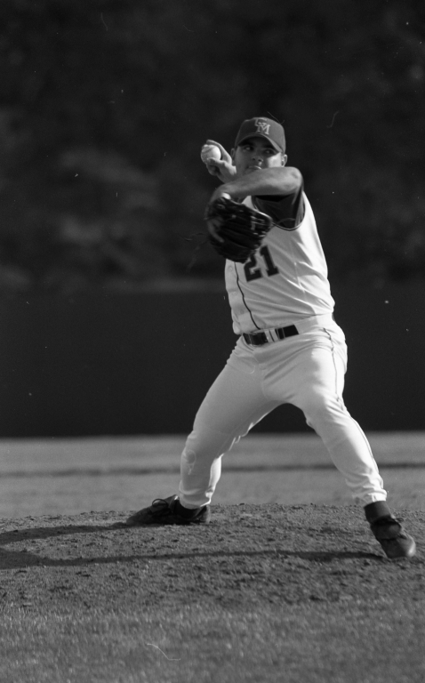 Baseball George Mason University vs. Liberty 34