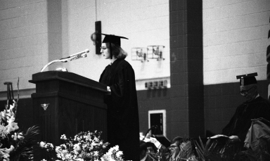 """""""A""""; Commencement Ceremony 6"""