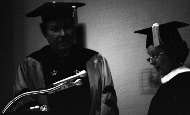 """""""A""""; Commencement Ceremony 27"""