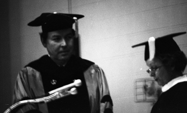 """""""A""""; Commencement Ceremony 30"""