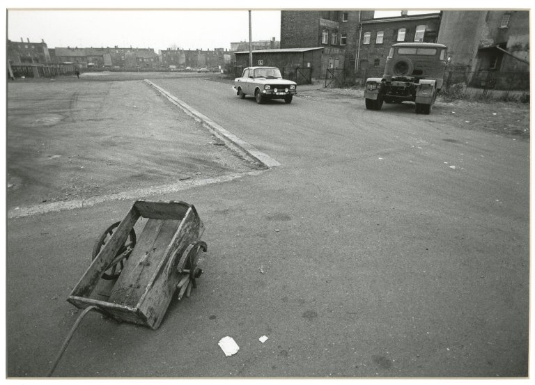 Broken Wagon, Bitterfeld