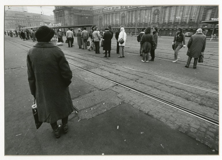 Waiting for the Streetcar, Leipzig