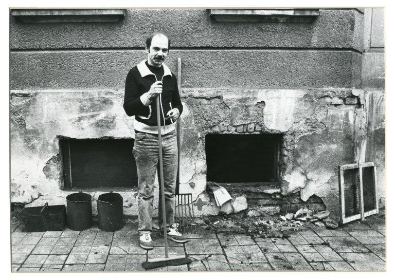 Coal Cellar, Weimar