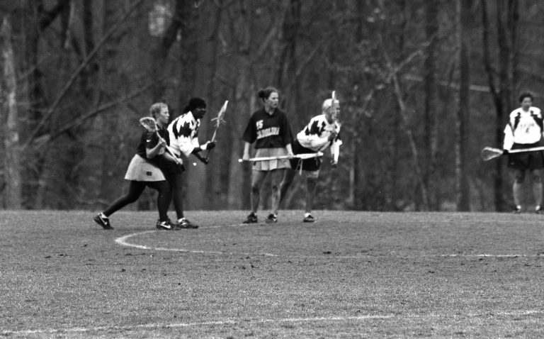 Women's lacrosse George Mason University vs. North Carolina 1