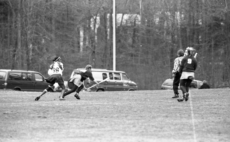 Women's lacrosse George Mason University vs. North Carolina 3