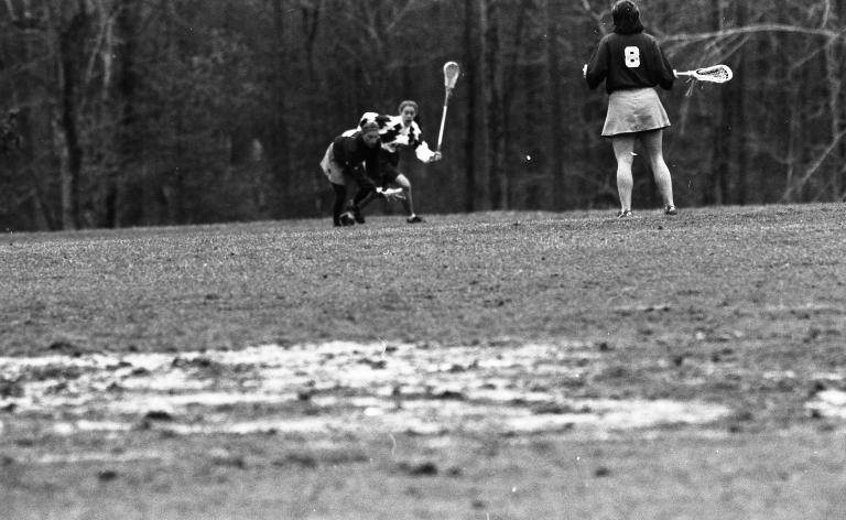 Women's lacrosse George Mason University vs. North Carolina 10