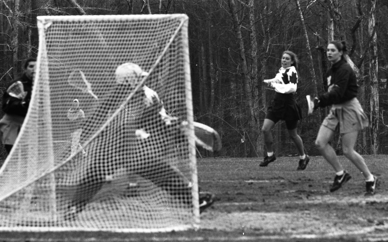 Women's lacrosse George Mason University vs. North Carolina 19
