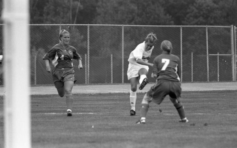 Women's soccer vs. Seton Hall 32