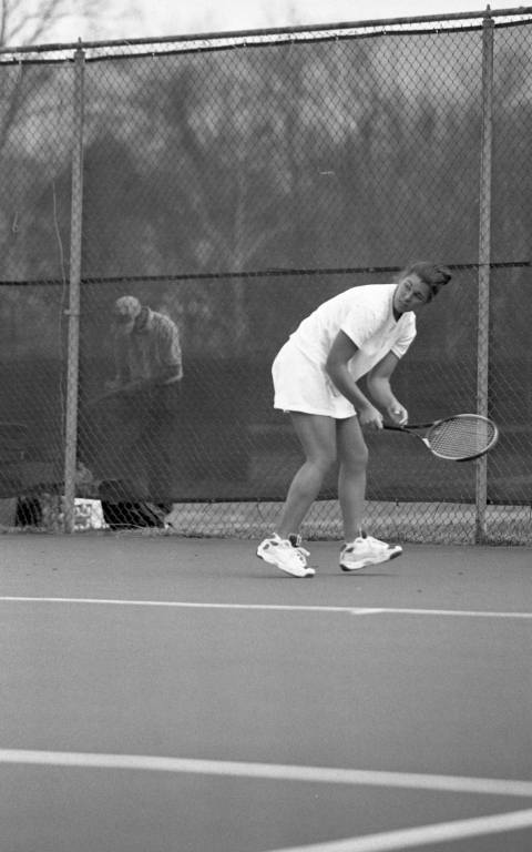 Women's tennis George Mason University vs. James Madison University 12